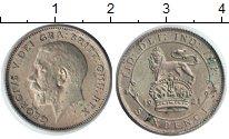 Изображение Монеты Великобритания 6 пенсов 1921 Серебро XF