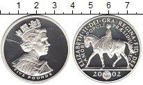 Изображение Монеты Великобритания 5 фунтов 2002 Серебро Proof