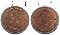 Изображение Монеты Гонконг 10 центов 1965  XF
