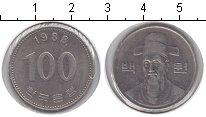 Изображение Монеты Южная Корея 100 вон 1988 Медно-никель XF