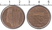 Изображение Монеты Нидерланды 5 центов 1988  XF