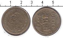 Изображение Монеты Мексика 100 песо 1985  XF