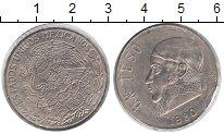 Изображение Монеты Мексика 1 песо 1980 Медно-никель XF