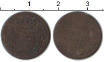 Изображение Монеты Саксен-Майнинген 1 пфенниг 0 Медь