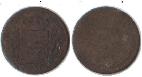 Картинка Монеты Саксен-Майнинген 1 пфенниг Медь 0