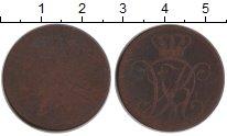 Изображение Монеты Гессен-Кассель 2 геллера 0 Медь
