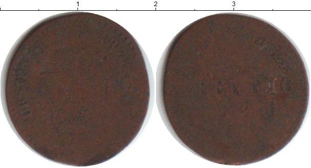 Картинка Монеты Шварцбург-Зондерхаузен 1 пфенниг Медь 1846