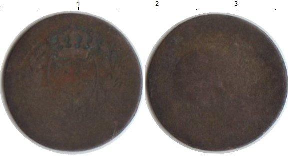 Картинка Монеты Вюртемберг 3 крейцера  0