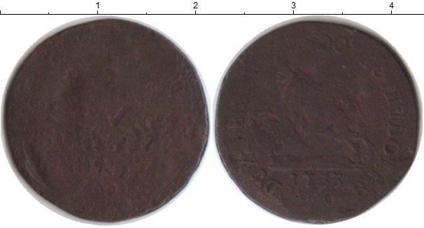 Картинка Монеты Брауншвайг-Люнебург 1 пфенниг Медь 1733