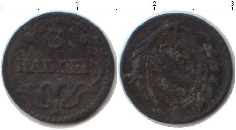 Картинка Монеты Германия 3 геллера Медь 0