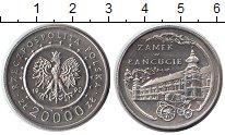 Изображение Мелочь Польша 20000 злотых 1993 Медно-никель XF