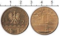 Изображение Монеты Польша 2 злотых 2005 Медно-никель UNC- Колобжег