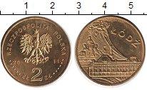Изображение Мелочь Польша 2 злотых 2011 Медно-никель UNC-