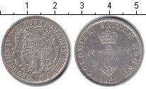 Изображение Монеты Британская Индия 1/4 доллара 1822 Серебро VF
