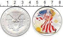 Изображение Монеты  1 доллар 2007 Серебро UNC-