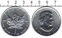 Изображение Монеты Канада 5 долларов 2013 Серебро UNC- Елизавета II. Кленов