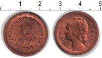 Изображение Монеты Кабо-Верде 10 сентаво 1930 Медь XF