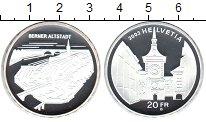 Изображение Монеты Швейцария 20 франков 2003 Серебро Proof Часовня