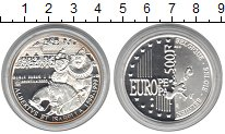 Изображение Монеты Бельгия 500 франков 1999 Серебро Proof Альбер и Эзабела