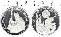 Изображение Монеты Ватикан 10 евро 0 Серебро Proof- Иоанн Павел II