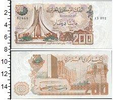 Изображение Банкноты Алжир 200 динар 1983  UNC