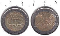 Изображение Монеты Испания 2 евро 2007 Биметалл XF