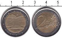 Изображение Монеты Испания 2 евро 2011 Биметалл XF Альгамбра, ХЕНЕРАЛИФ