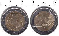 Изображение Монеты Испания 2 евро 2014 Биметалл XF Смена трона