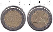 Изображение Монеты Испания 2 евро 2010 Биметалл XF