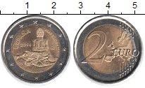 Изображение Монеты Испания 2 евро 2014 Биметалл UNC-