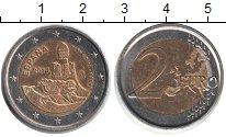 Изображение Монеты Испания 2 евро 2014 Биметалл UNC- 5-я монета серии «Па