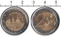 Изображение Монеты Испания 2 евро 2013 Биметалл XF