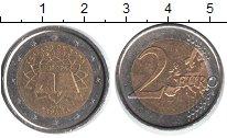 Изображение Монеты Испания 2 евро 2007 Биметалл XF 50-летие Римского до