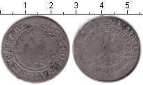 Изображение Монеты Германия Ахен 16 марок 1752 Серебро VF