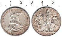 Изображение Монеты Пруссия 2 марки 1913 Серебро XF 100 лет Победы над Н