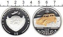 Изображение Монеты Палау 5 долларов 2011 Серебро Proof-