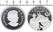 Изображение Монеты Канада 20 долларов 2012 Серебро Proof- Елизавета II. Короле