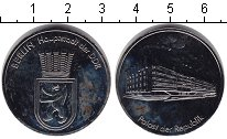 Изображение Монеты ГДР жетон 1989 Медно-никель