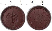 Изображение Монеты Саксония 50 пфеннигов 1921 Керамика XF