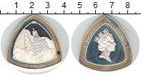 Изображение Монеты Бермудские острова 3 доллара 1997 Серебро XF Кораблекрушения в бе