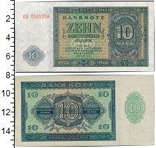 Изображение Банкноты Германия 10 марок 1948  UNC Берлин