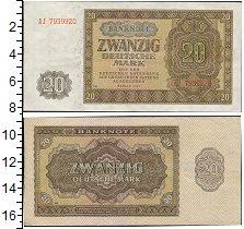 Изображение Банкноты Германия 20 марок 0  XF