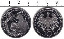 Изображение Монеты Германия 10 марок 1998 Серебро Proof- 900 лет со дня рожде