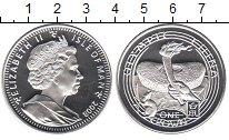 Изображение Монеты Остров Мэн 1 крона 2008 Серебро Proof