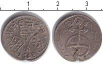 Изображение Монеты Австрия 3 крейцера 1658 Серебро