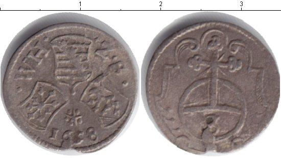 Картинка Монеты Австрия 3 крейцера Серебро 1658