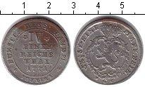 Изображение Монеты Гессен-Кассель 1/4 крейцера 1771 Серебро VF