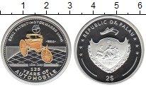 Изображение Монеты Палау 2 доллара 2011 Серебро Proof- Патент на автомобиль