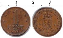 Изображение Дешевые монеты Антильские острова 1 цент 1976  VF