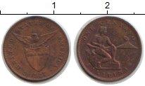 Изображение Монеты Филиппины 1 сентаво 1937 Медь VF